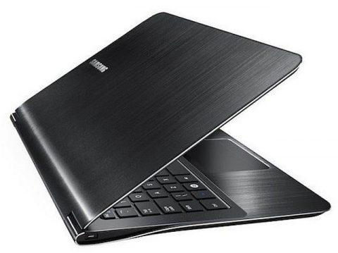 Laptop ultra-fino da Samsung