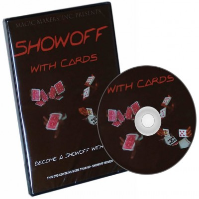 Showoff with Cards