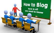 Criar um Blog grátis