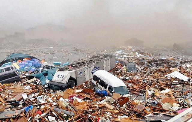 Tsunami no Japão em 2011
