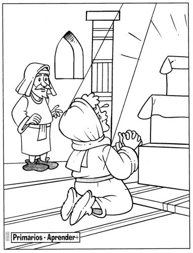 Imagens de igrejas para imprimir e colorir 2