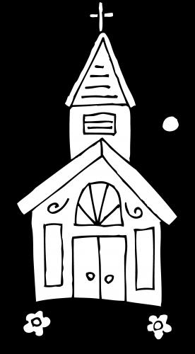 Imagens de igrejas para imprimir e colorir 9
