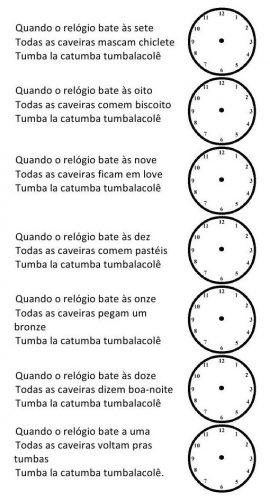 Aprender as horas
