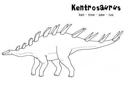 Imagens de dinossauros para imprimir e colorir 10