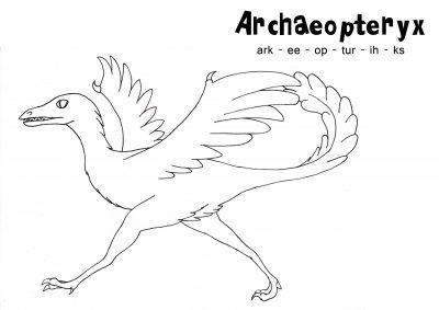 Imagens de dinossauros para imprimir e colorir 12