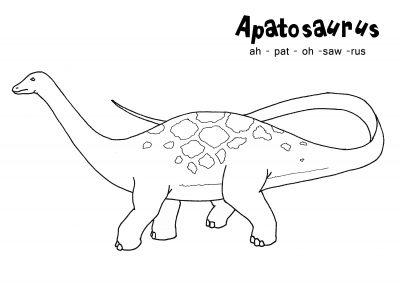 Imagens de dinossauros para imprimir e colorir 13