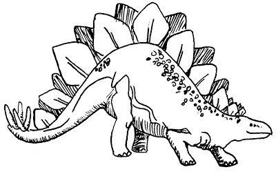 Imagens de dinossauros para imprimir e colorir 5