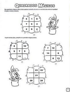 Acividades de Matemática