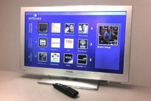 Televisão com BitTorrent