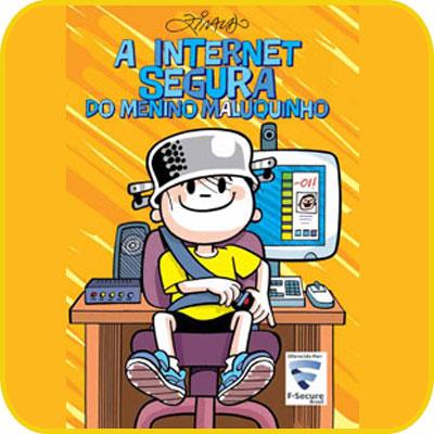 A Internet Segura do Menino Maluquinho