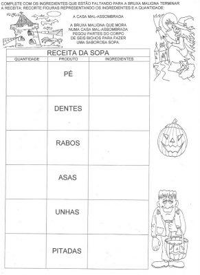 Actividades português 3
