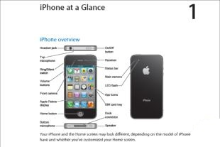 Manual iPhone iOS 5