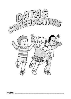 Aprender as datas comemorativas no Brasil