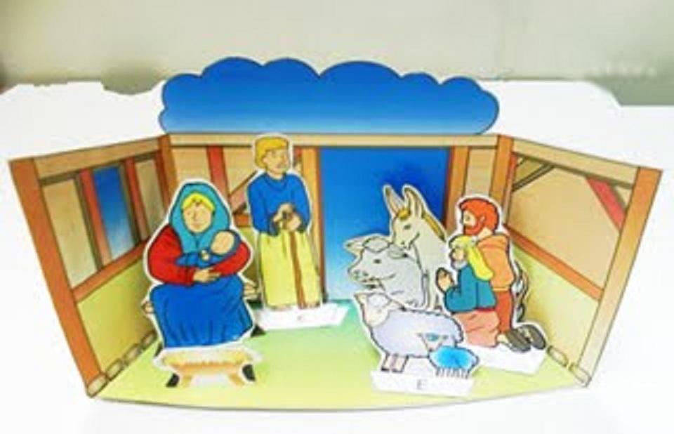рождественский вертеп купить в москве