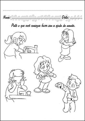 Actividades Infantário 1