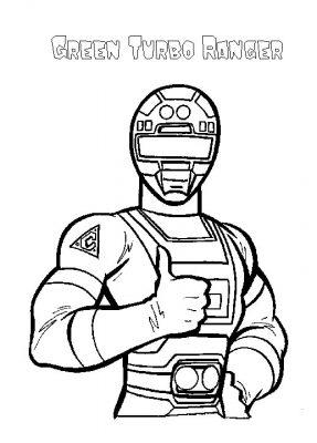 Desenhos dos power rangers 1