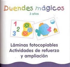 Duendes Mágicos – Actividades para crianças