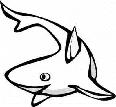 Imagens de peixes para imprimir e pintar- 8