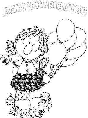 imagens de balões para pintar 9