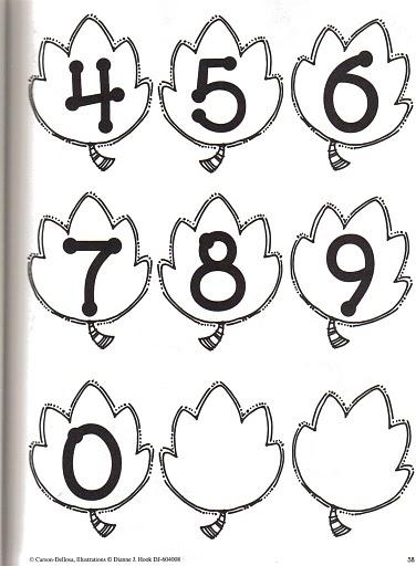 alfabeto folhas 6