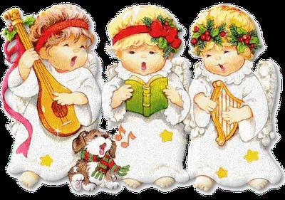 Anjos e Cantores