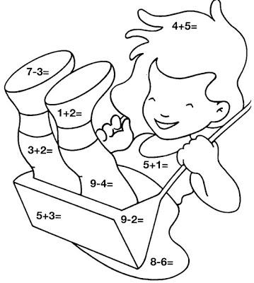 Aprender matemática a pintar e a jogar