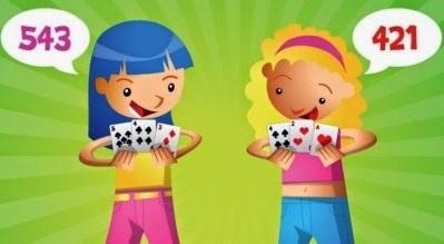 Jogo das Três Cartas