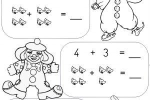 Circo dos números – Iniciação á matemática para crianças