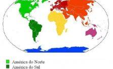 Aprendendo os Continentes