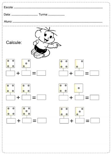 atividades de matemática 2º ano - 8