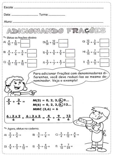 atividades de matemática 2º ano - 9