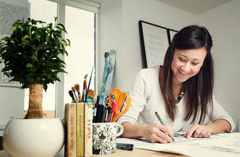 Johanna Basford - Desenhos para colorir para aliviar o stress