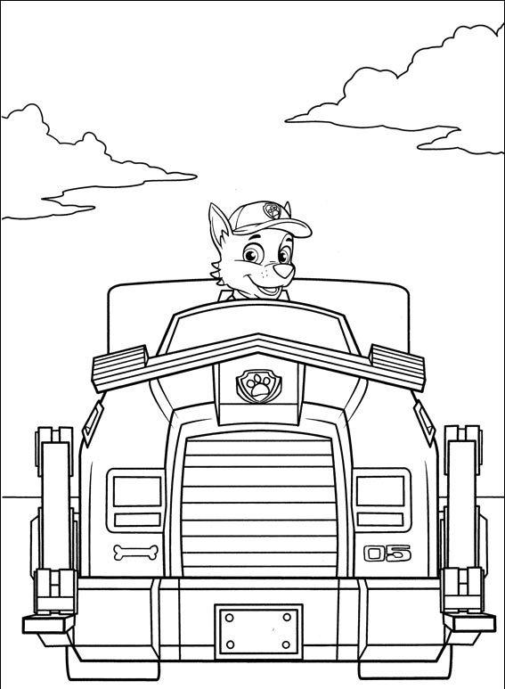 desenhos para pintar patrulha canina   27   educa o online