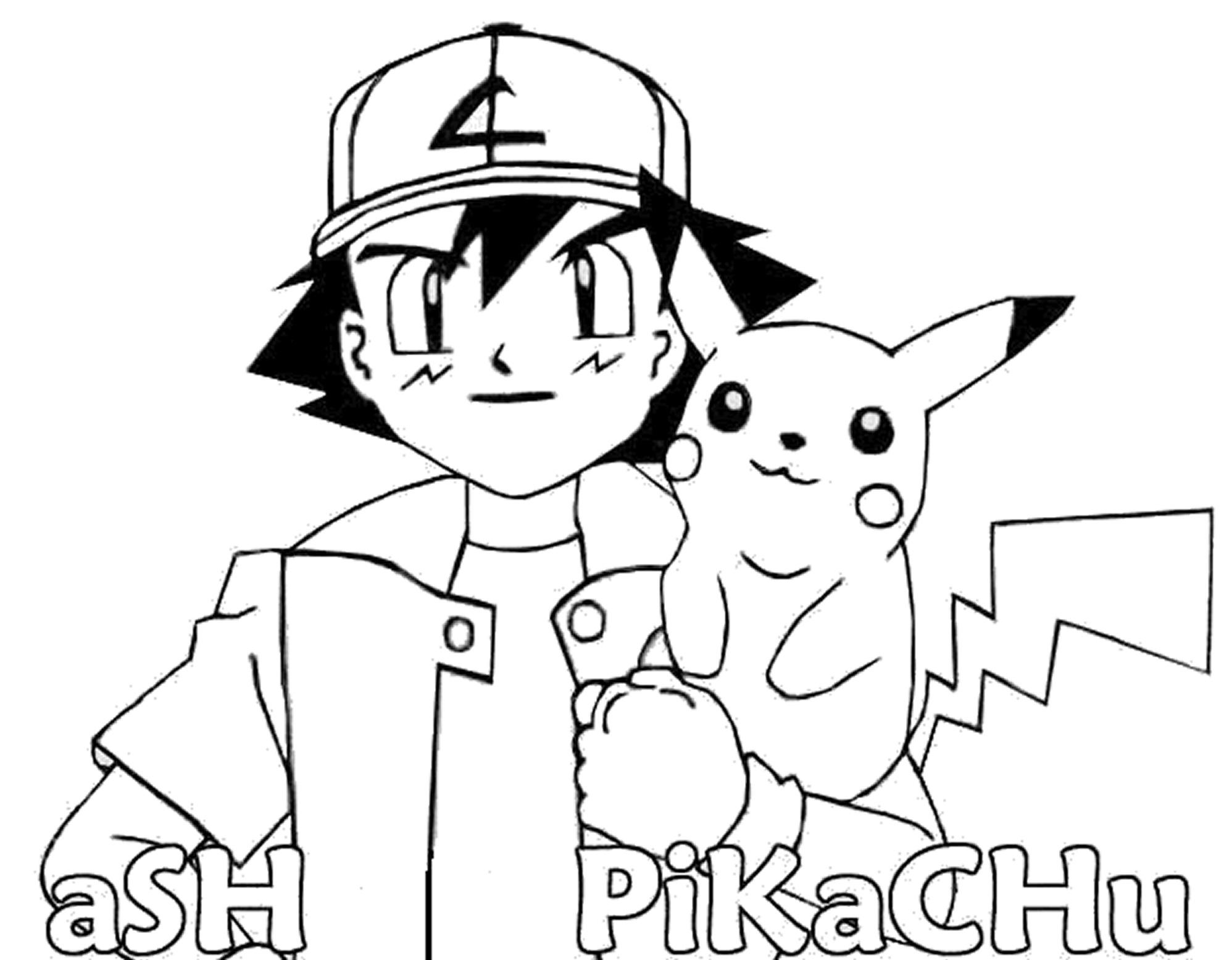 Desenhos Do Pokemon Para Imprimir E Colorir Educação Online