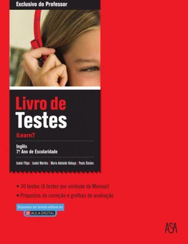 Testes de Inglês para o 7º Ano de escolaridade