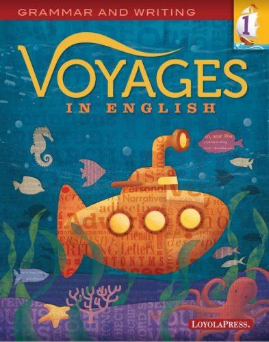 Livro Viagens em Inglês, gramática e escrita (capa)