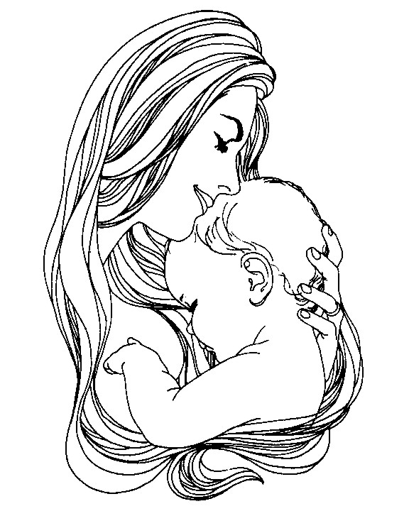 Imagens De Bebes Para Imprimir E Colorir Educacao Online