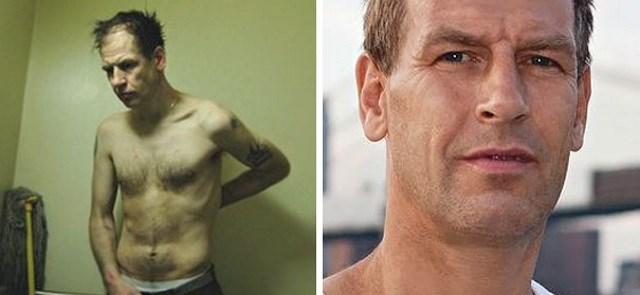 Seis anos livre de cocaína e heroína