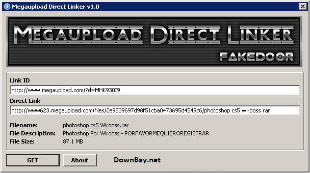 Torna todos os links Megaupload Em Links Premium