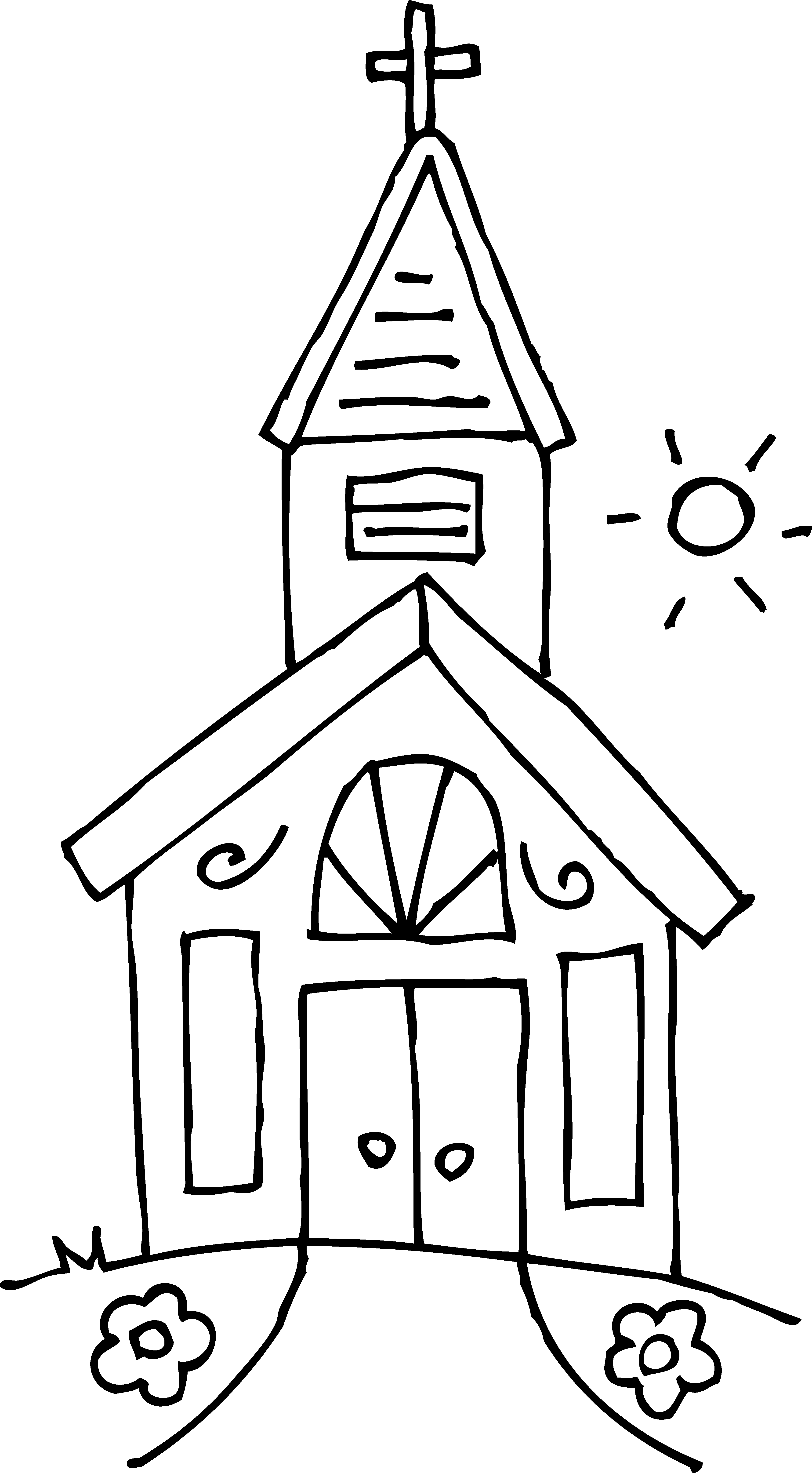 free animated church clip art - photo #50