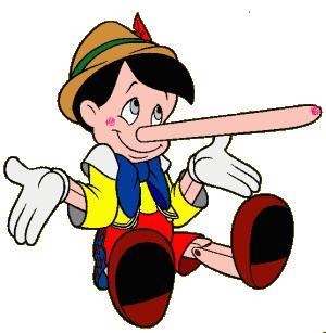 Mentiras na infância