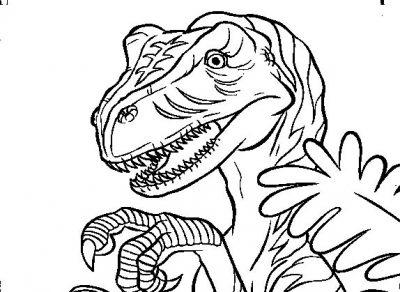 Dinossauros para imprimir e colorir