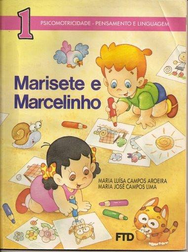 Livro Marisete e Marcelinho