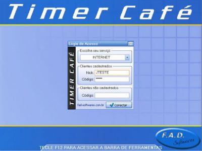 Instalar gratis uma lan house ou cyber café