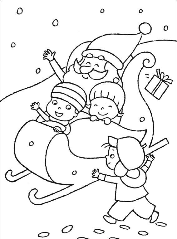 Imagens De Natal Para Imprimir E Colorir Educacao Online