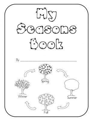 Aprender Inglês a pintar as estações do ano