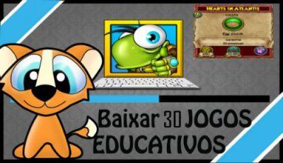 Jogos educativos para as crianças