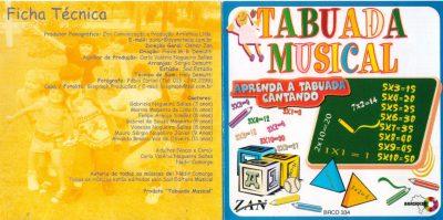 Tabuada Musical