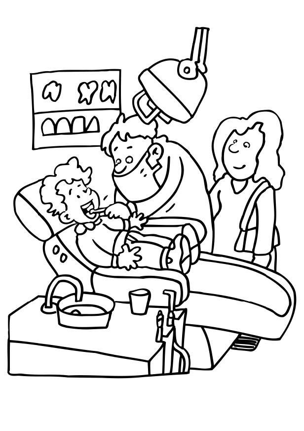 Desenhos dentista 2
