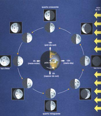 Fases da lua - Imagem 3